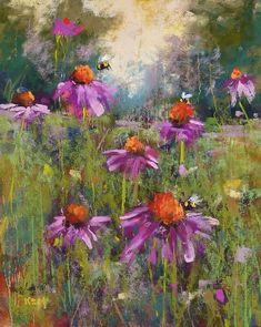 my favorite underpainting technique oil stained arte floral art techniques oil pastel techniques
