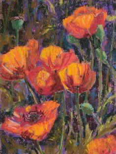 gail sibley soft pastel 12 x9 pastel drawing pastel art pastel paintings