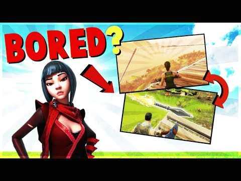 9 things to do if you re bored in fortnite battle royale tips and tricks