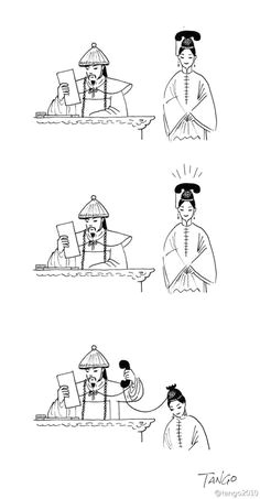 funny clever comics and illustrations by shanghai tango 16