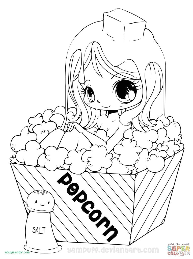 cute girl coloring pages beautiful cute anime chibi girl coloring pages lovely witch coloring page of