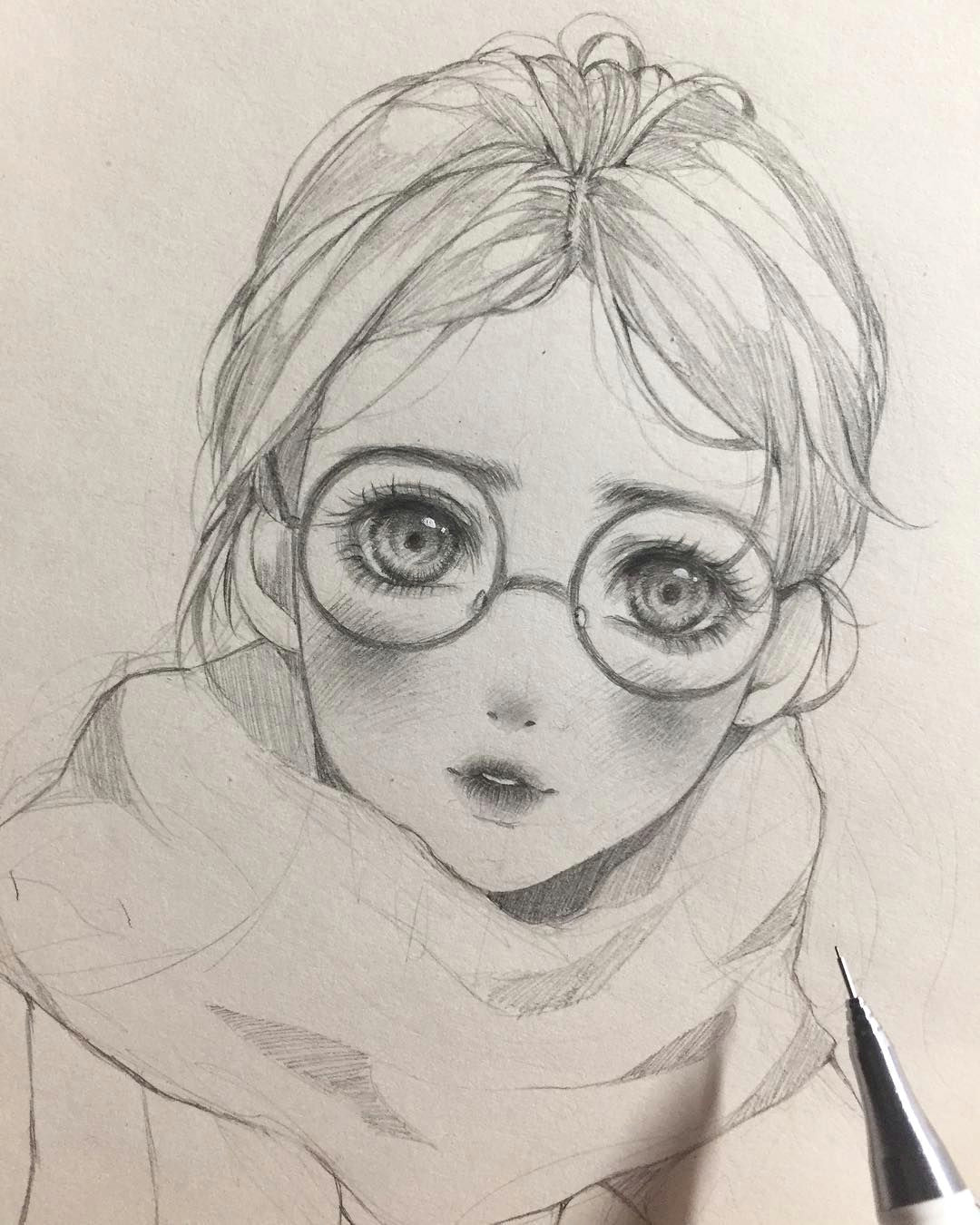 mangadrawing anime manga animeart mangaart pencil art traditionalart animedraw mangadraw animedrawing pencildrawing sketch doodle animegirl