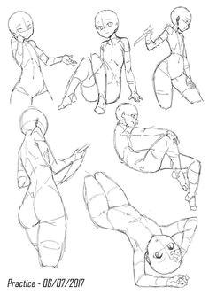 anatomie frau skizzen zeichnungen skizze ideen posen zeichnen figuren zeichnen
