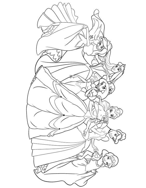 free princess coloring pages lovely 24 elegant princesses coloring pages ideas of free princess coloring pages