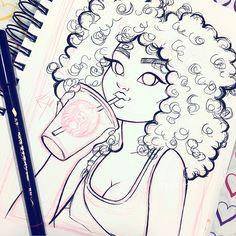 amazing drawings beautiful drawings cute drawings pencil drawings christina lorre drawings black girl art art girl drawing drawing drawing sketches