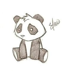panda cute drawing images simple animal drawings simple cute drawings cool pictures to