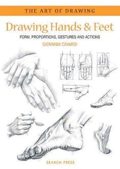 Drawing Hands and Feet Giovanni Civardi Pdf 74 Best Drawing Hands and Feet Images Drawing Hands Hand Drawn