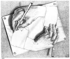 hands escher drawings escher drawing hands art drawings drawing drawing mc escher