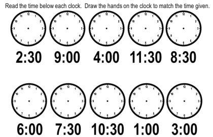 digital clocks worksheet kindergarten time worksheets unique teaching the time worksheet