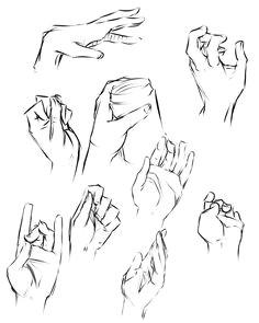 hand study 2 by moni158 deviantart com on deviantart ojos anime drawing