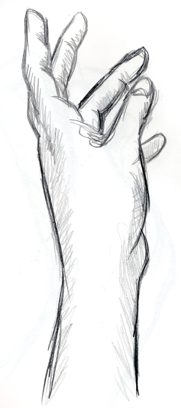 how to draw hand reaching out google search more