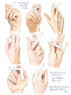 saitamanodoruji tumblr com hand drawing referencedrawing handsholding