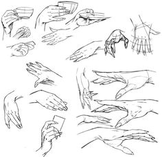 hands a character design references hands tutorial illustrator drawing hands drawing