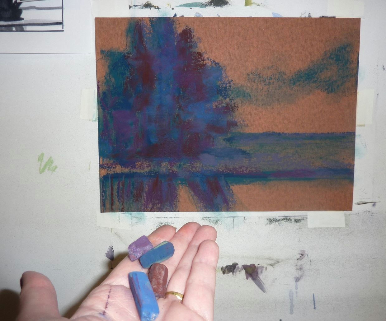 karen margulis is creating pastel lessons videos demos paint alongs hand outs and more patreon