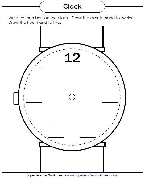 analogue clock worksheets clock template with hands new clock clock worksheets 0d wallpapers