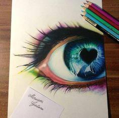 art via facebook eye drawings pencil drawings of love love drawings couple