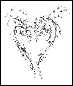 tribal heart tattoos cross tattoos tatoos
