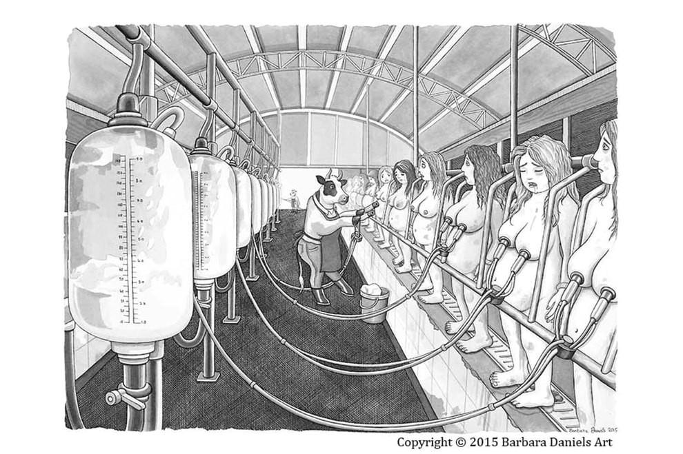 melkstall milchproduktion