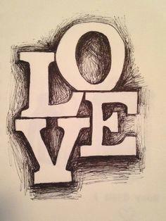 Drawing Ideas 3d Easy Draw 3d Block Letters A R T Arte Dibujar Arte Pintura Y Dibujo