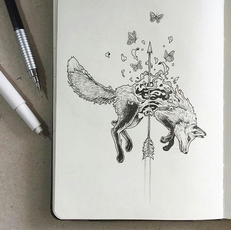 artists who use their sketchbook as handheld galleries