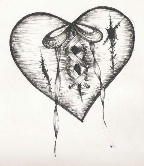 heartbreak tattoo broken heart sketches broken heart art broken heart pictures tattoo