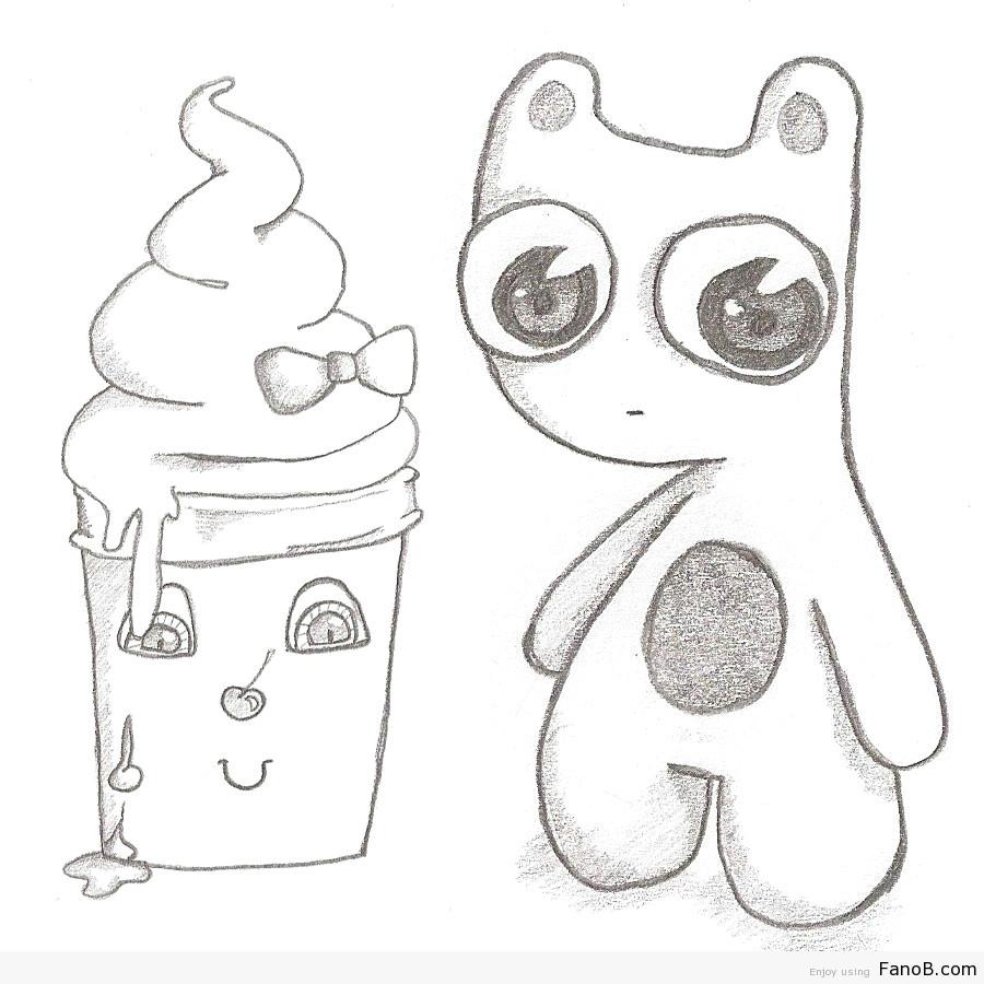 cute drawing ideas