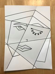 th ere are so many ways to teach picasso portraits i m working with