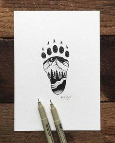 111 cool things to drawi drawing ideas for an adventurer s heart paw print