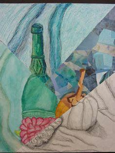 the calvert canvas adventures in middle school art 7th grade multi media still