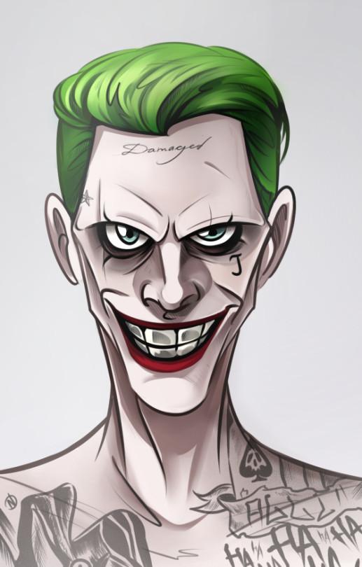 jared s joker