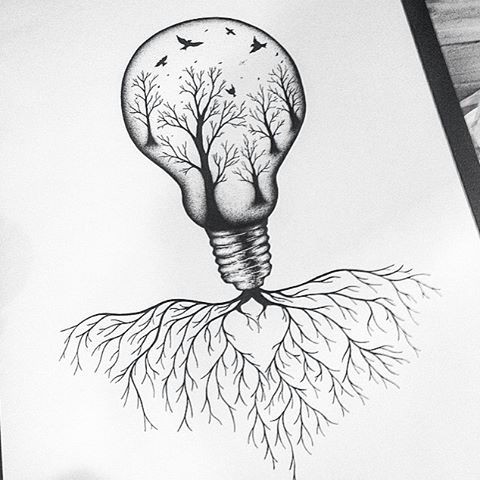 ideas take roots