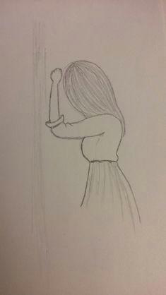 a ok basit sad drawings tumblr drawings pencil drawings drawing tips painting