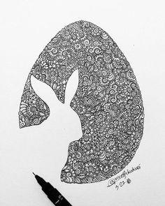 easter drawings mandala art mandala doodle doodle art drawing artist drawing