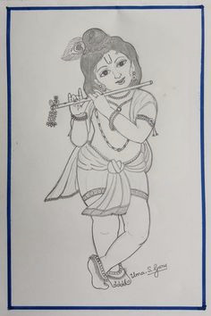 god pictures painted books gods and goddesses ganesha pencil art krishna