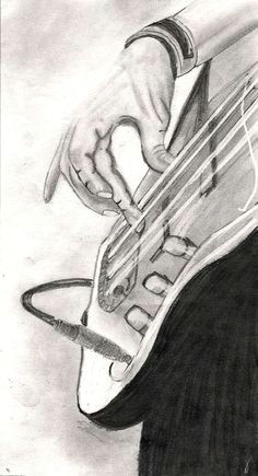 mari s sketch of teddy playing
