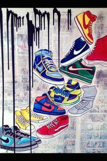 afbeeldingsresultaat voor design your own sneaker art lesson j chambers a ks3 ideas