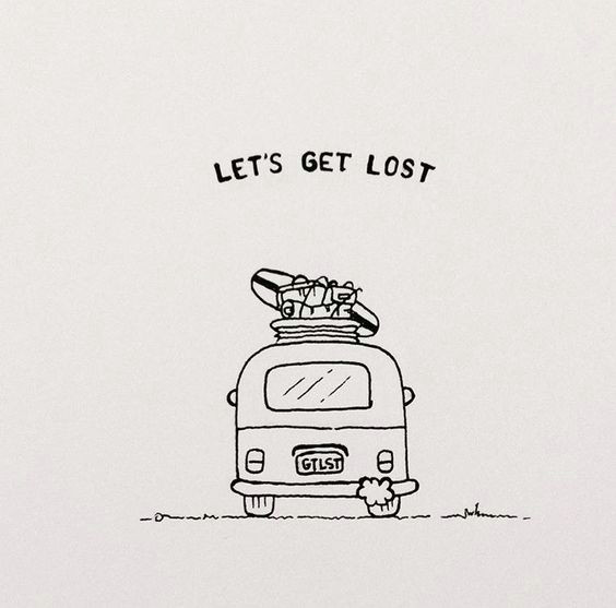 let s run away together into the wild