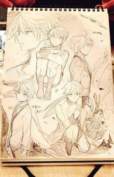 anime draw aldnoah zero anime otaku animedrawing aldnoahzero anime