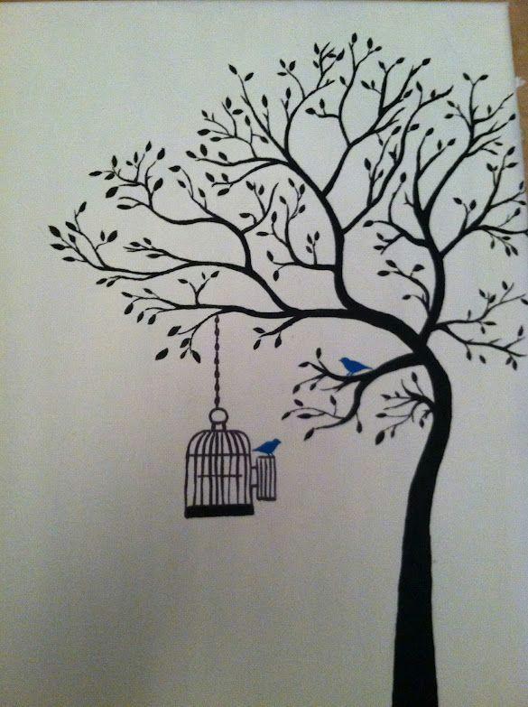 tree painting 3