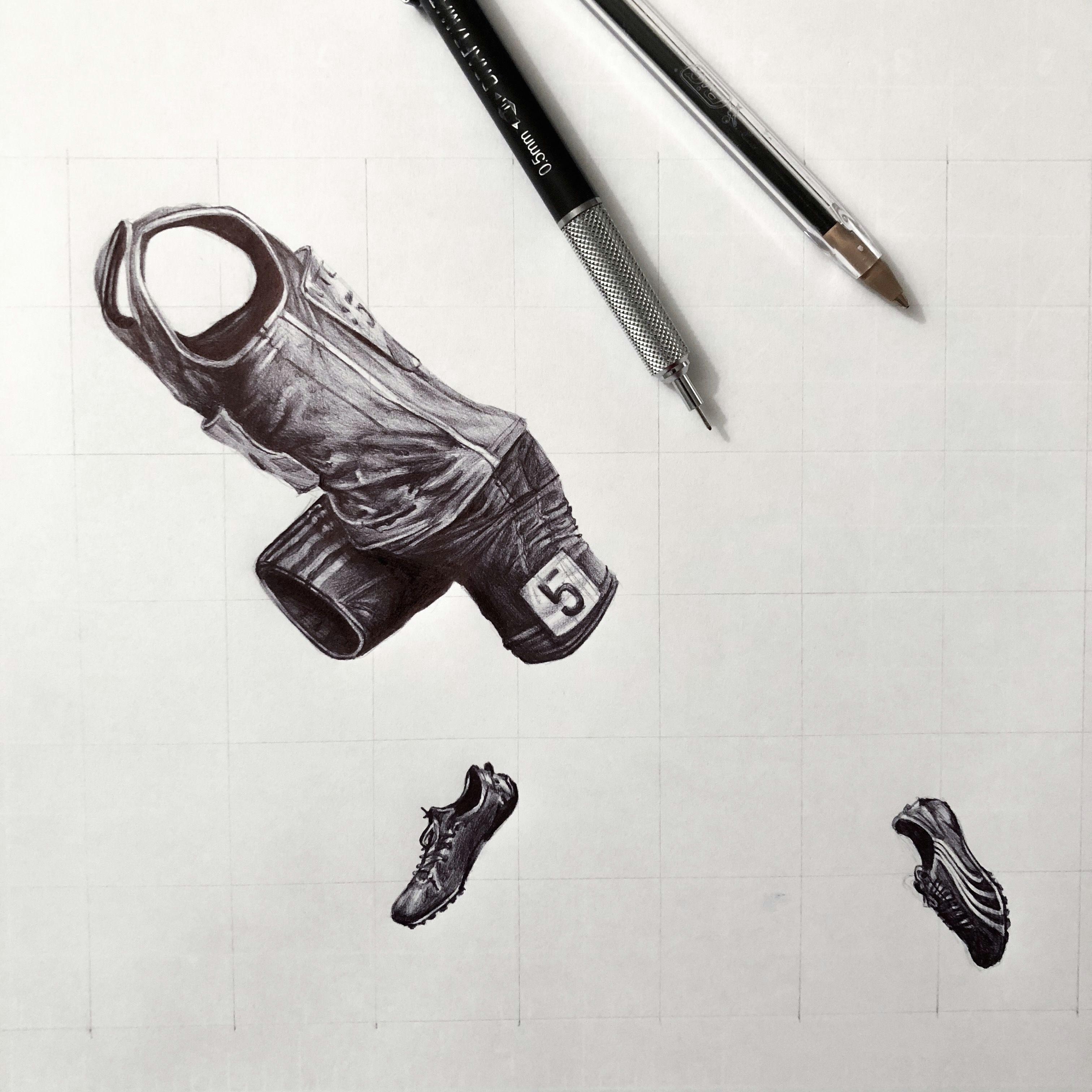 usain bolt track and field joey khamis design pen drawing canvas prints canvas ideas wall art running