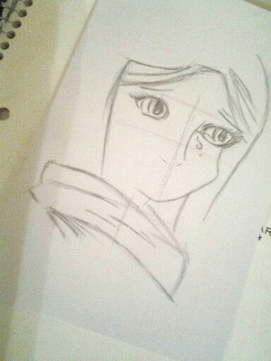 drawing random anime ideas 1 3 finished