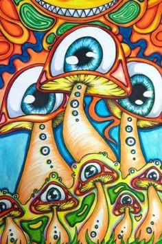 eye lotus tumblr trippy alien trippy eye trippy stuff psychedelic drugs