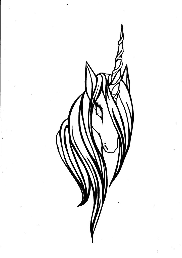 2017 09 03 unicorn tattoo unicorn art unicorn drawing unicorn head