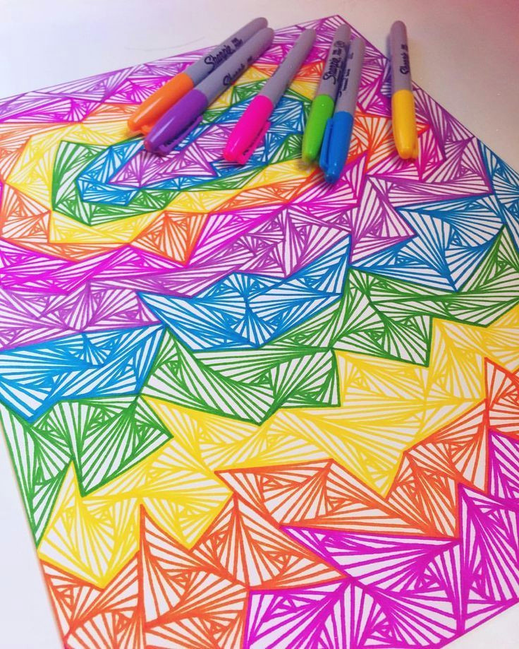 best 25 sharpie art projects ideas