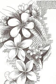 flowers drawing vlastnorua na va roba techniky kreslena tatuajes malby lebky mandaly