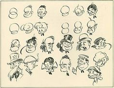 a couple years ago our pals at the asifa hollywood animation archive scanned in this how to draw book by animation pioneer william c