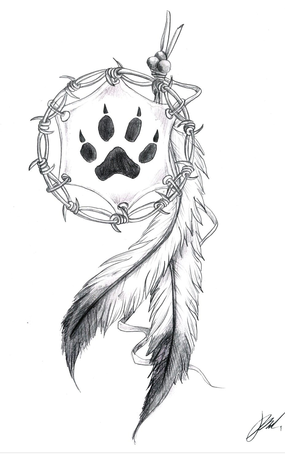 Drawing Indian Wolf with A Wolf Print Thinking About Getting A Tat Pinterest