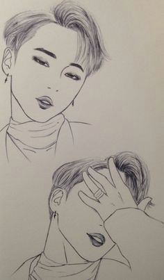 my art blog art blog a my arts a kpop fanart a drawings a jhope