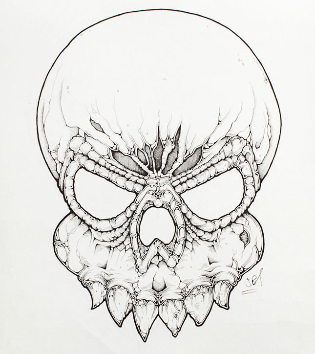jordan buckley skulls jordans art work art drawings artwork work of