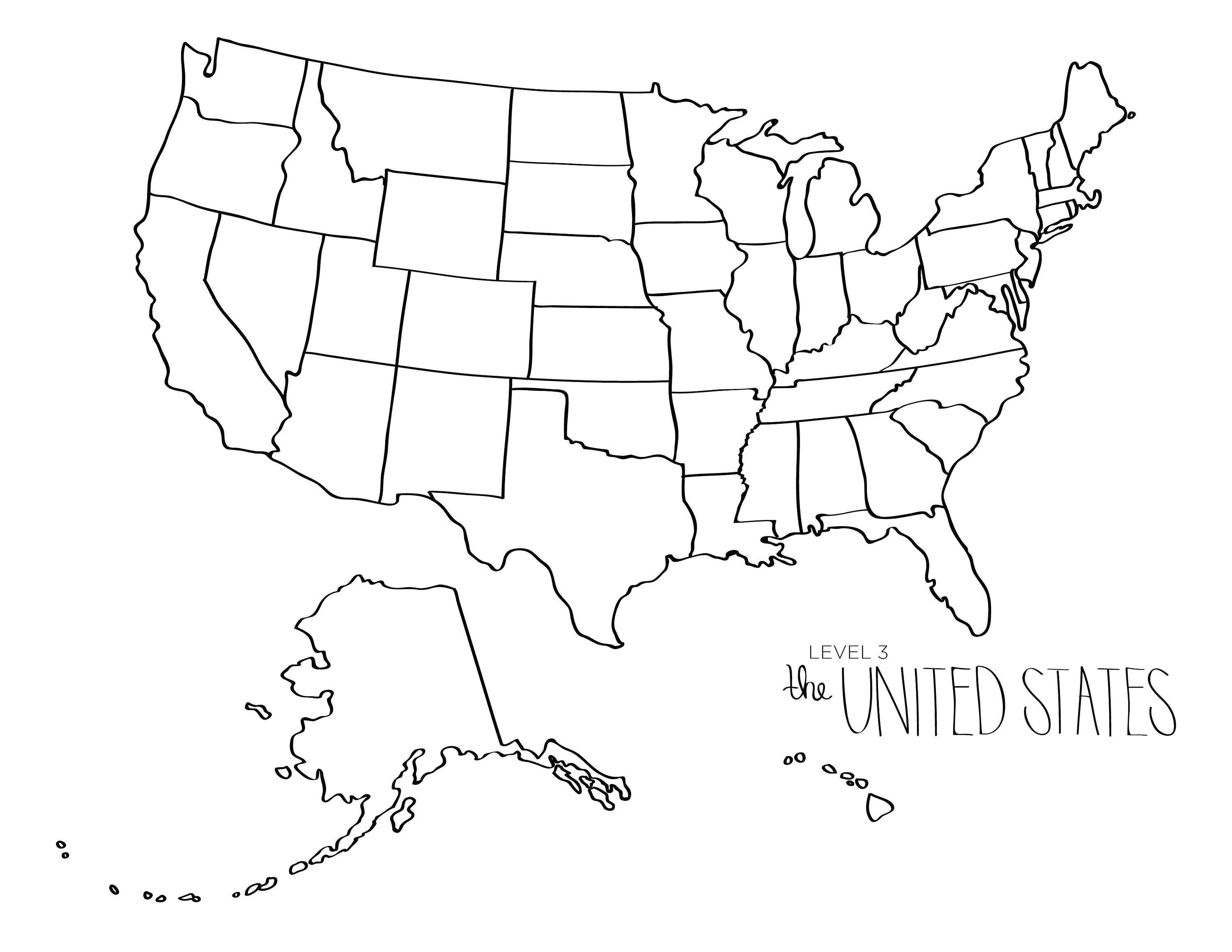united states map drawing new how to draw a united states map fresh draw united states